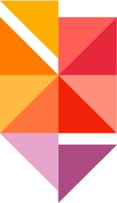 Identität und Erbe Logo